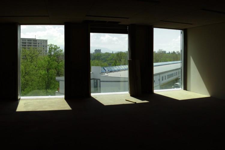 Sans titre (trois stèles), 2006 tirage lambda contrecollé sur aluminium 35x70 cm